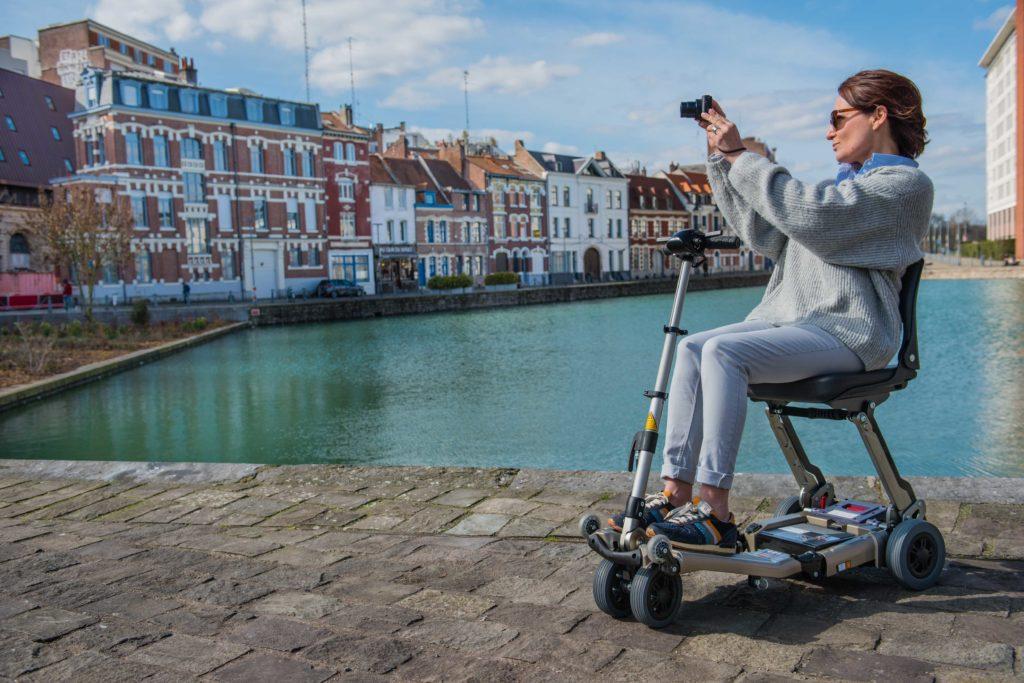 Comment emmener mon scooter en vacances ?
